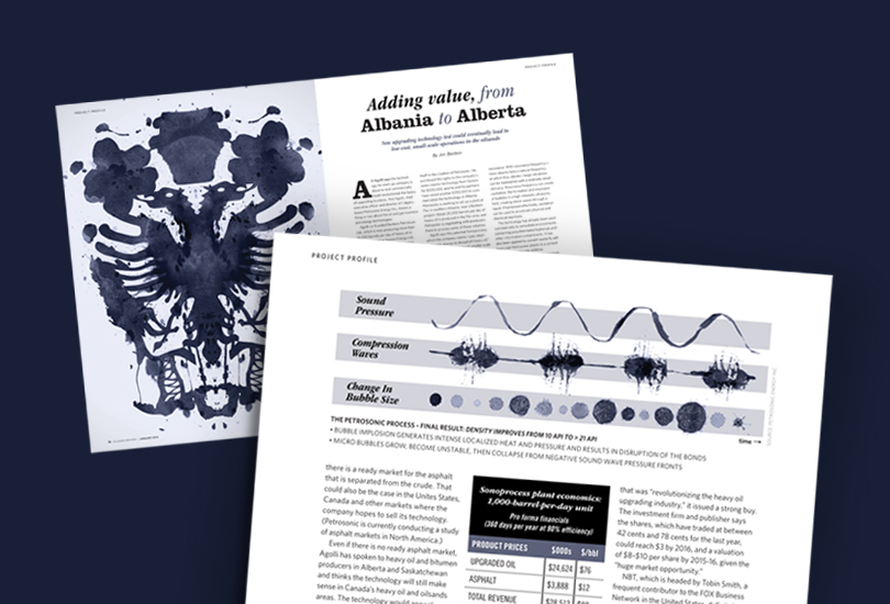Alberta, Albania, Inkblot, Ink blot, First Draft, Editorial Design